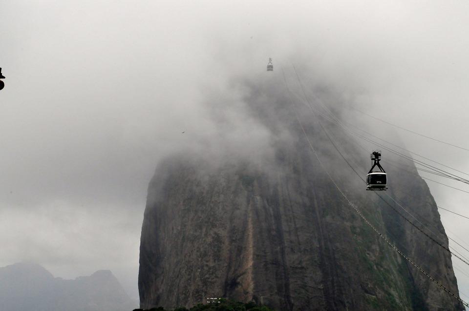 Cloud, Pão De Açucar, Environment, Tranquility
