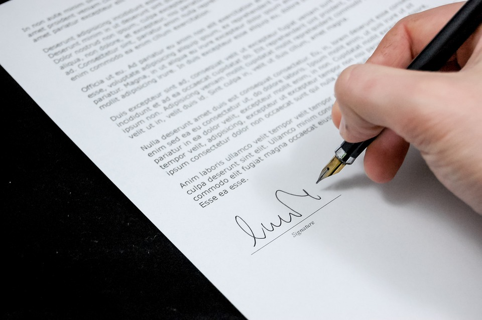 Document, Agreement, Documents, Sign, Business, Paper