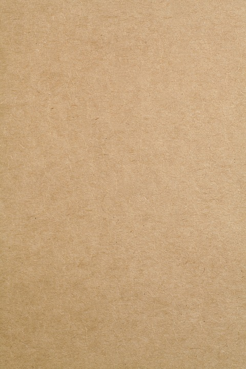 Recycling, Paper, Background, Texture, Brown Background