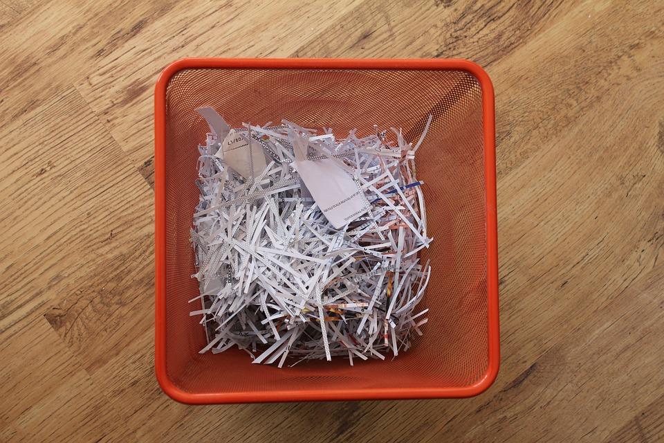 Waste, Paper, Bin, Rubbish, Recycling, Garbage, Trash