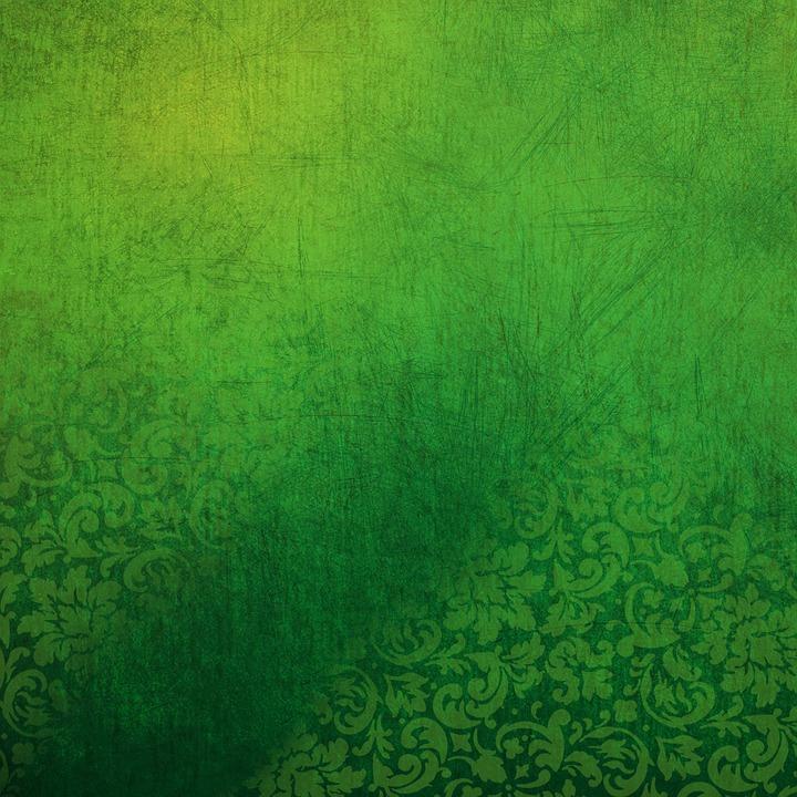 free photo paper green background grunge scrapbook vintage