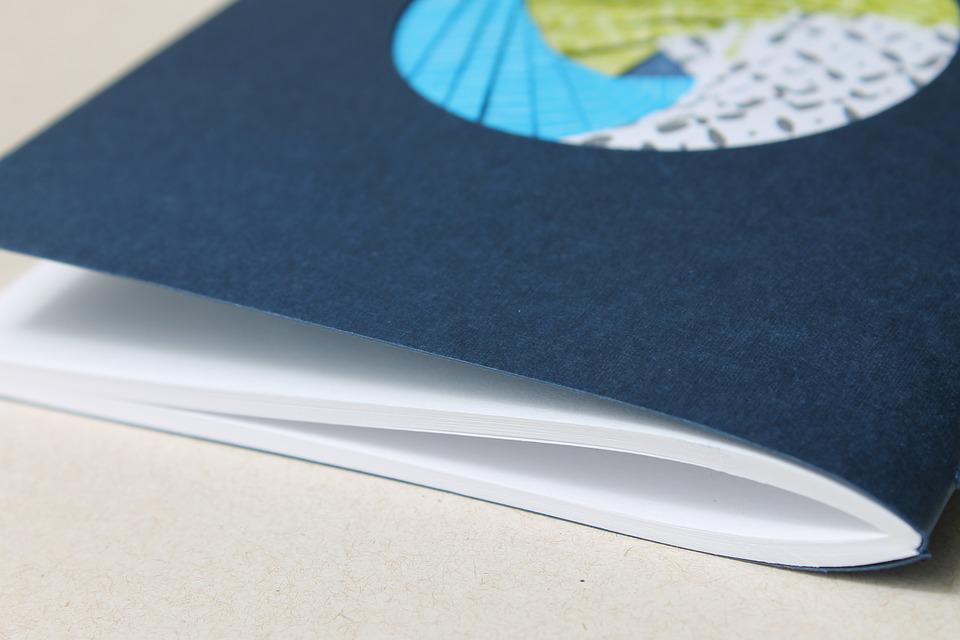 Address Book, Iris, Paper