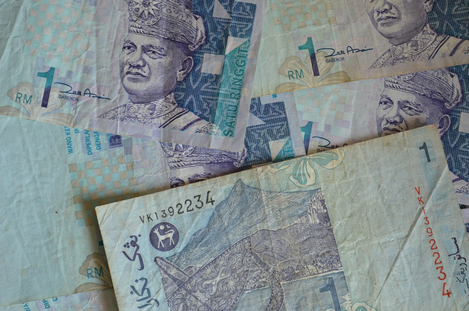 Banknotes, Malaysia, Bills, Currency, Paper Money