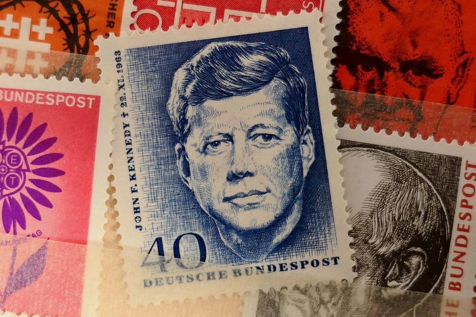 Post, Old, Franking, Postmark, Paper, Philately