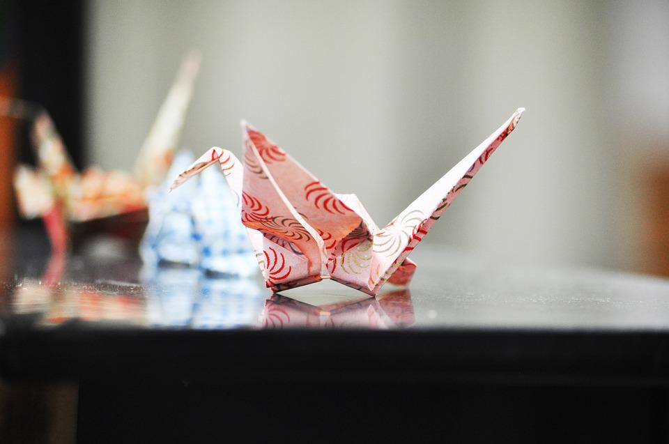 Japanese, Origami, Paper