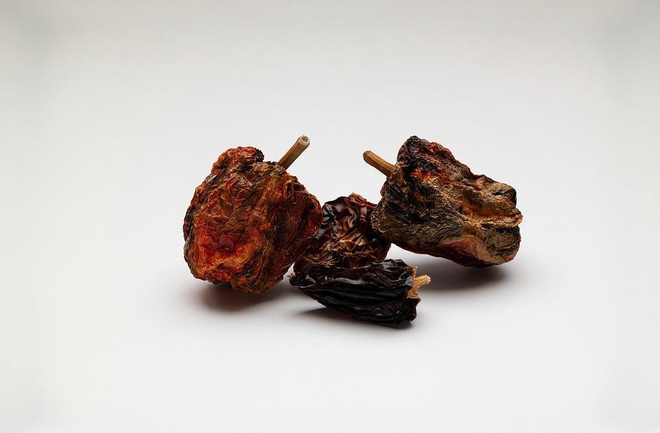 Paprika, Dried, Dry
