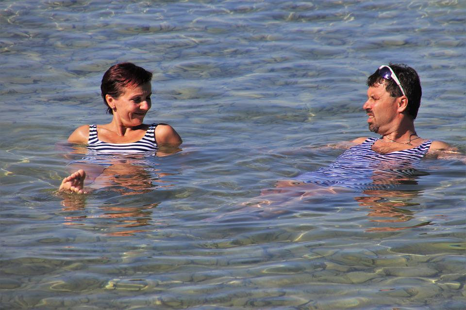 In The Water, Para, Total, Lake, Heat, Fun, Holiday