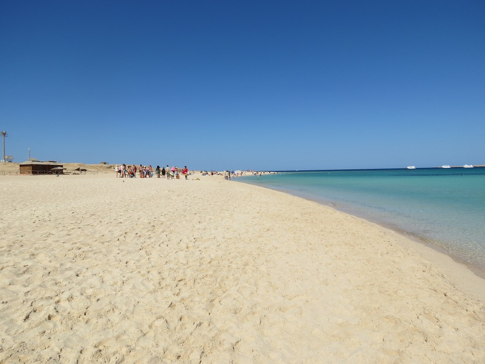 Paradise Island, Hurghada, Red Sea, Vacation, Summer