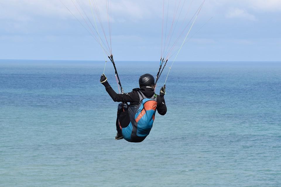 Harness Paragliding, Paragliding, Paraglider, Aircraft