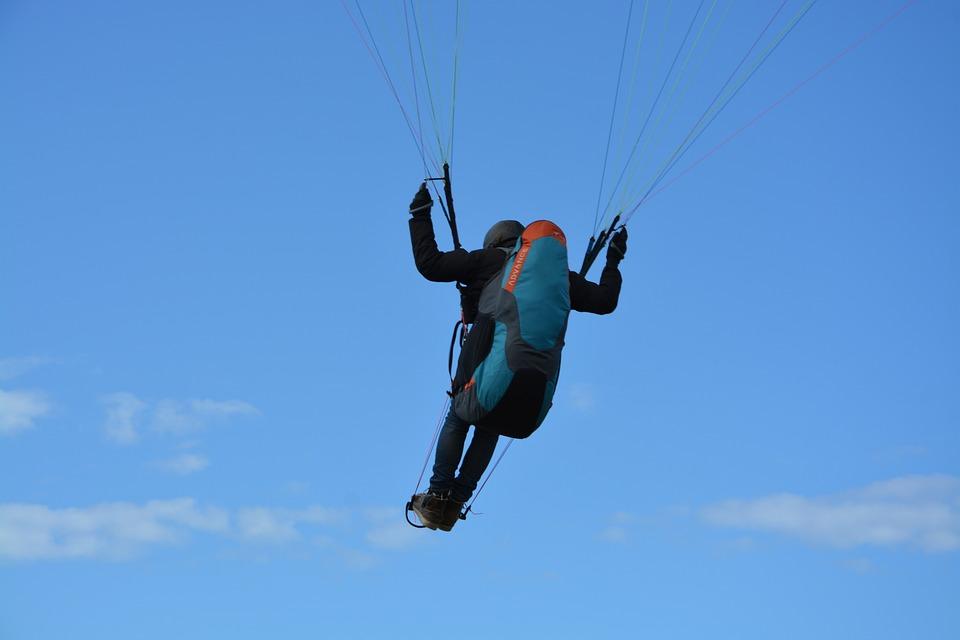 Paragliding, Paraglider, Fifth Wheel