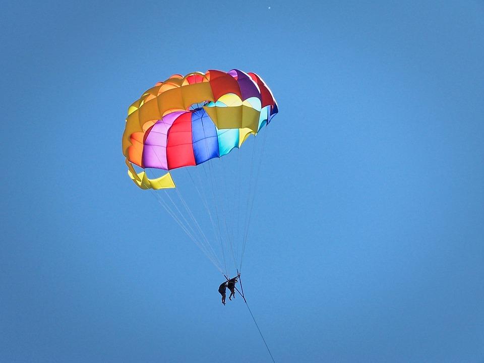 Paragliding, Turkey, Holiday, Side, Turkish Riviera