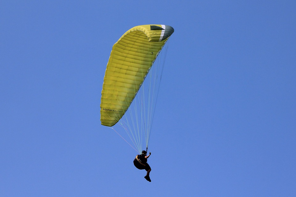 Paragliding, Air Sports, Paraglider, Sport, Fly, Sky