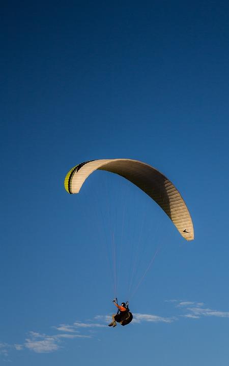 Paragliding, Paraglider, Sports, Adventure Sports