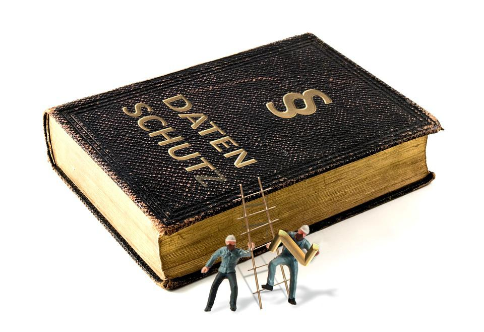 Privacy Policy, Theft, Miniature Figures, Paragraph