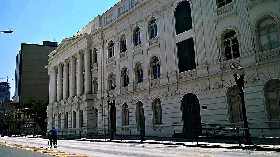 Ufpr, University, Curitiba, Paraná, Brazil