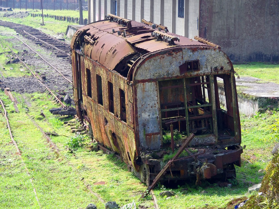Paranapiacaba, São Paulo, Brasil, Train Station, Old