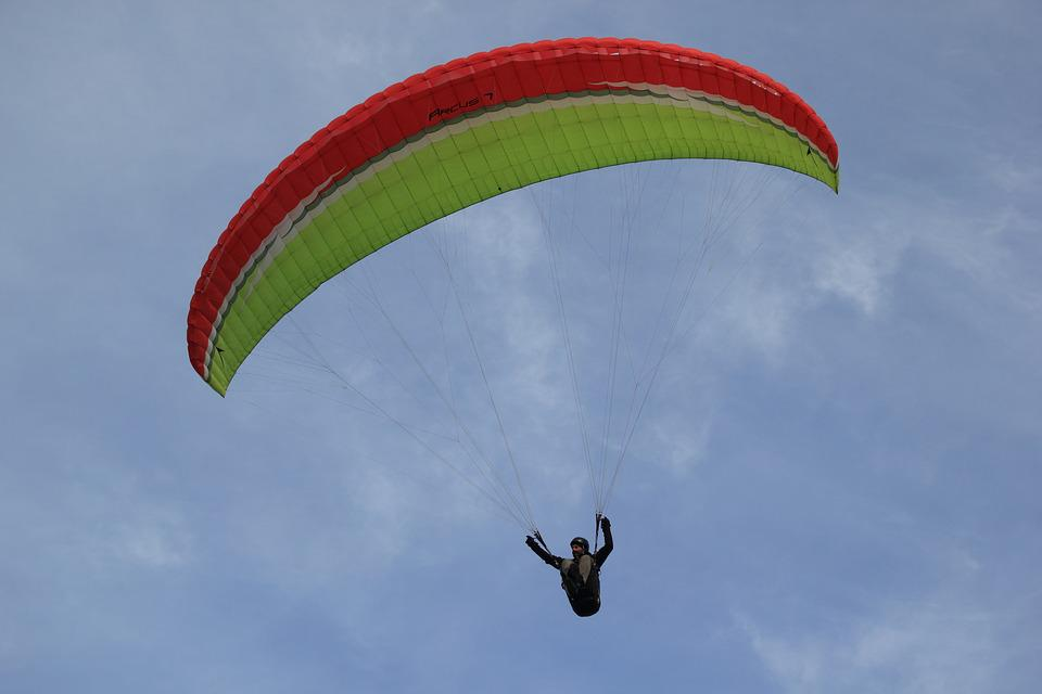 Turkey, Sport, Flying, Parapente