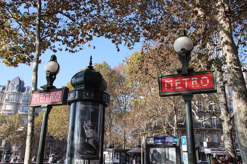 Paris, Metro, Transport, City, Tourism, Capital