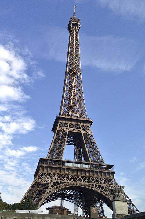 Free Photo Paris Eiffel Tower Tour Eiffel