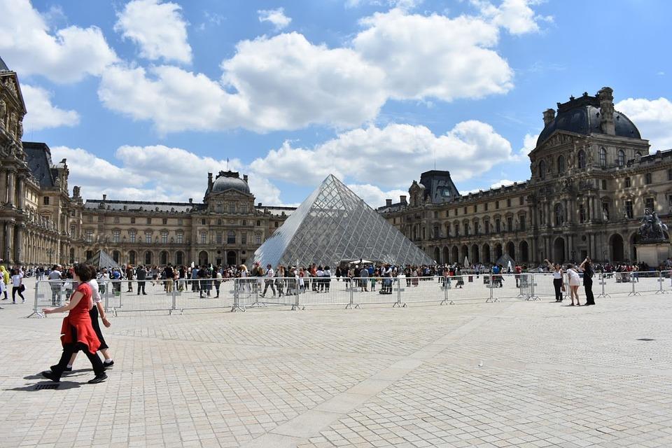 Paris, France, Architecture, Landmark, City, Europe