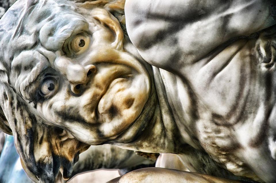 Sculpture, Pain, Agony, Art, Artistic, Paris, France
