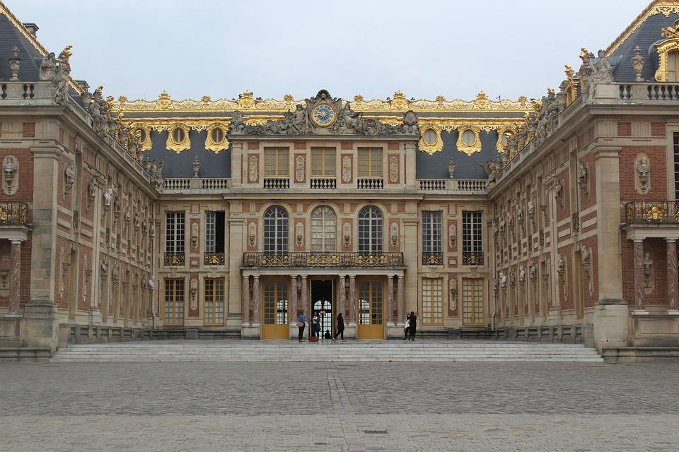 Versailles, Paris, Palace, France