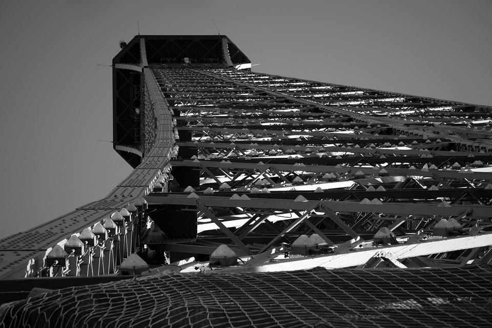 Architecture, Paris, Eiffel Tower, Building, Landmark