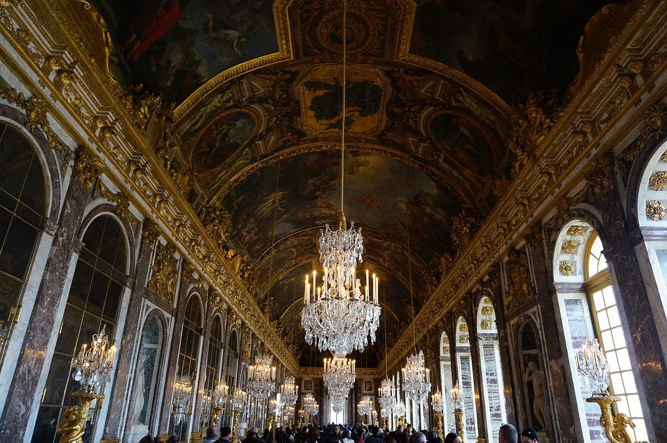 Paris, Versailles, Mirror Gallery