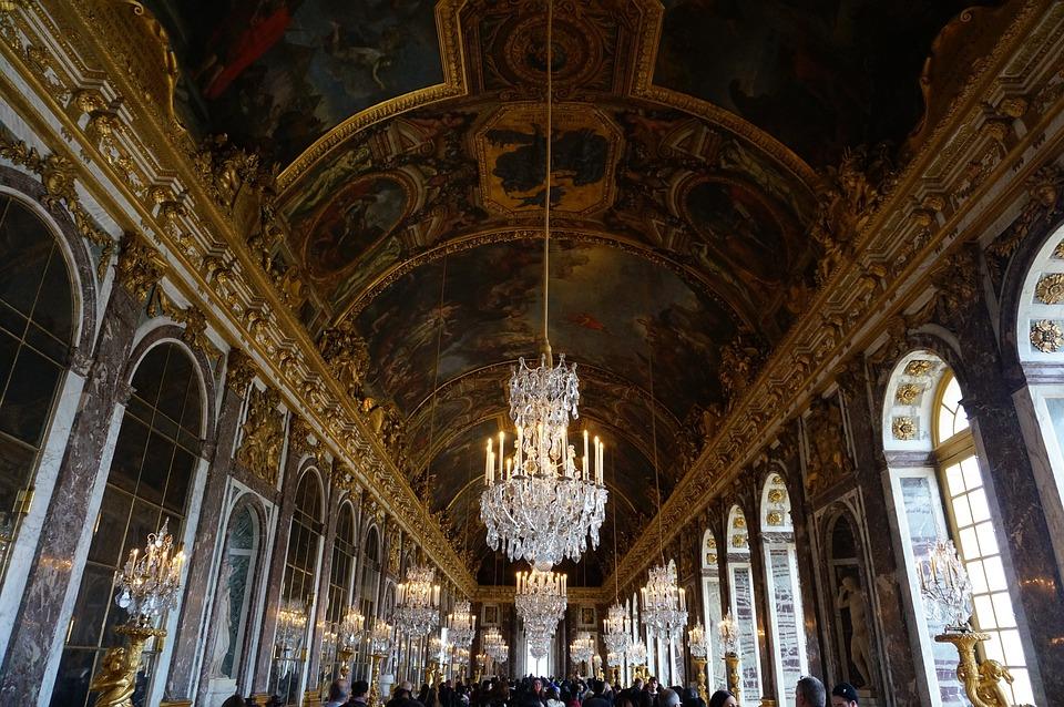 Paris, Versailles, Mirror Gallery