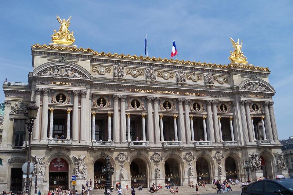 Paris, Teatro, Opera