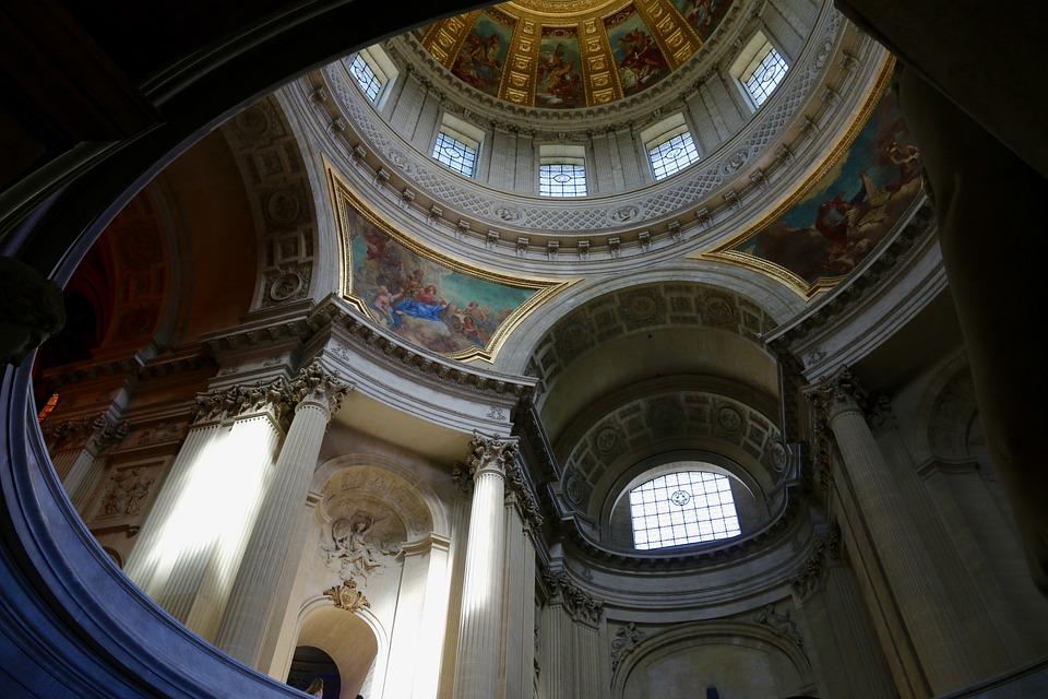 Pantheon, Paris, Napoleon