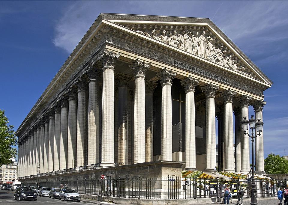 Paris, France, Architecture, Structure, Street