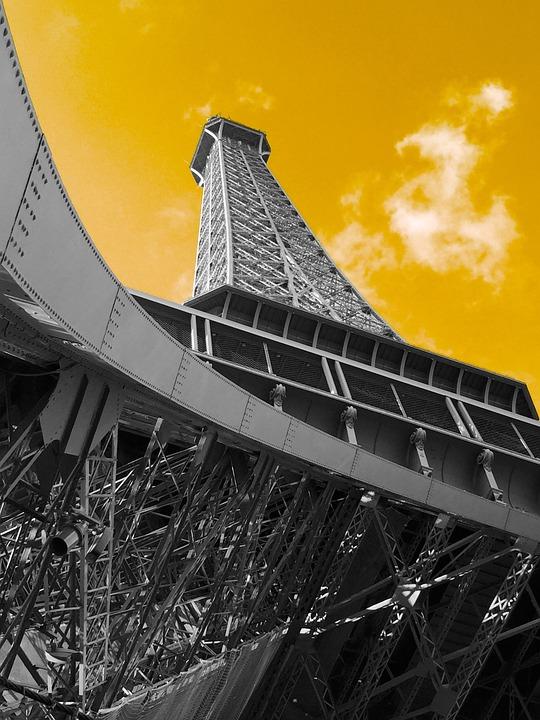 Eiffel, Paris, France, Europe, Landmark, Tower, Capital