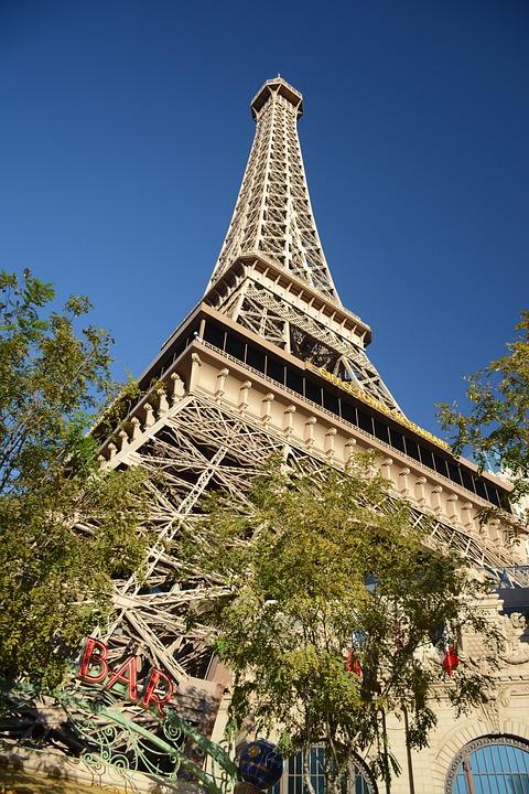 Las Vegas, Paris, Tower, Tourism, Vacation