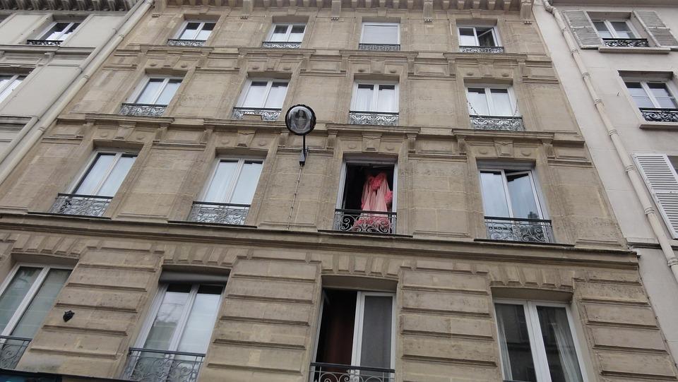 Paris, Window, Costume