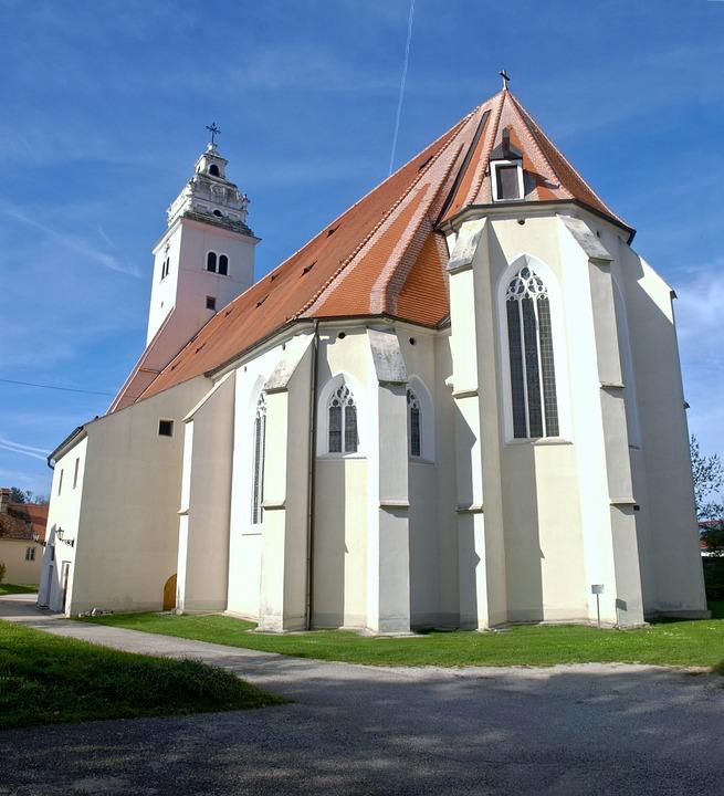 Hl Simon Und Judas, Kilb, Parish Church, Catholic