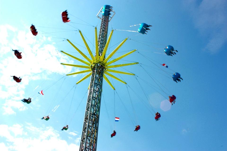 Fair, Parish Fair, Striping Game, Dult, Carnival
