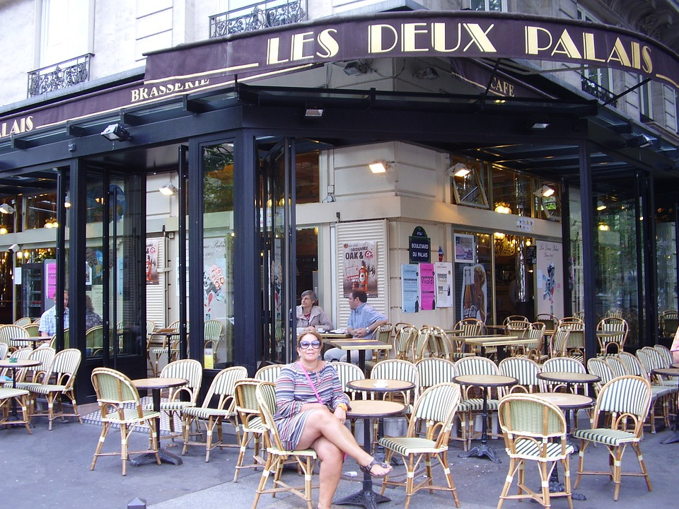 Parisian Cafe, Pigale, Paris, France