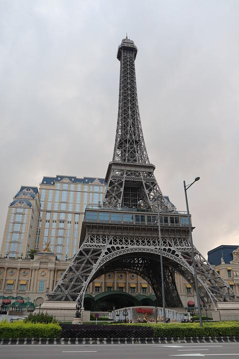 The Parisian Macau, Parisian, Tower, Tower And Hotel