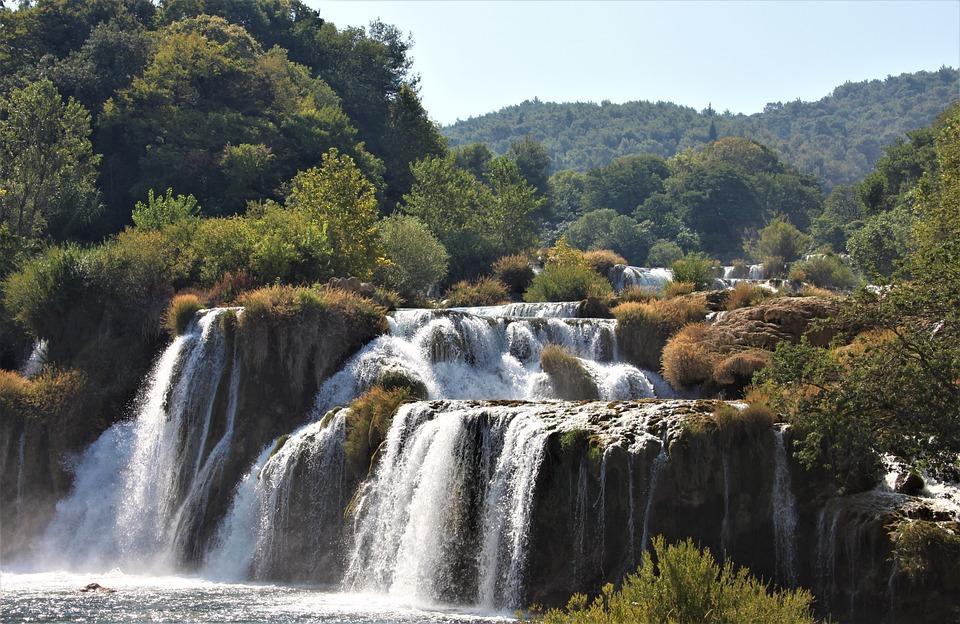Park Krka, Croatie, Croatia, Krka, Nature, River, Water