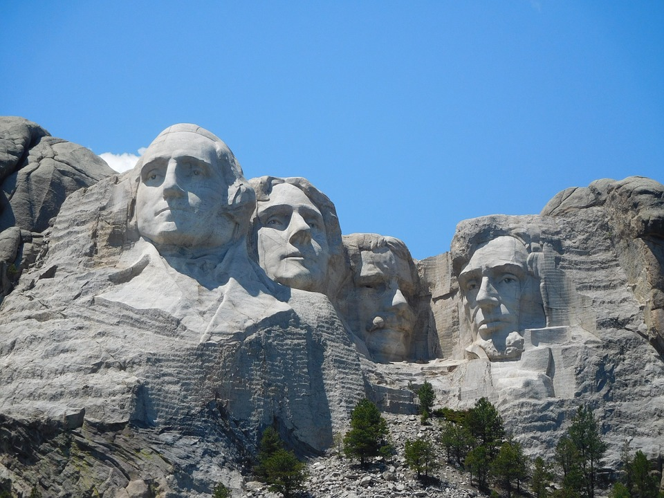 Rushmore, National Park, Park, National, Mount Rushmore