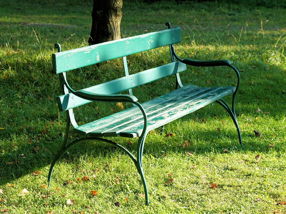 Bank, Park Bench, Rest, Park, Seat, Sit, Recovery