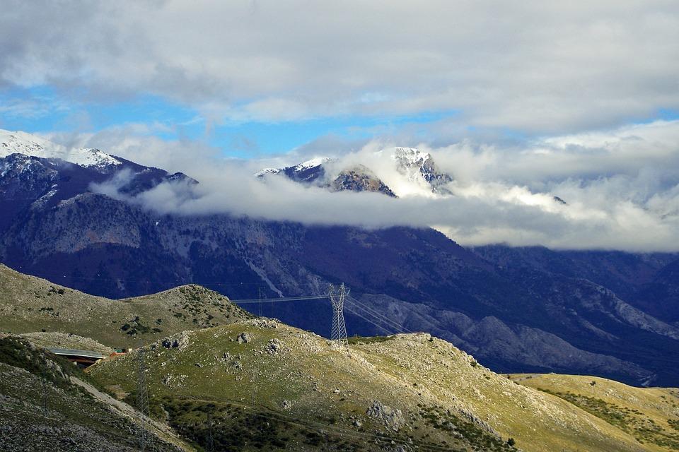 Pollino, Mount Pollino, Calabria, Italy, Park Pollino