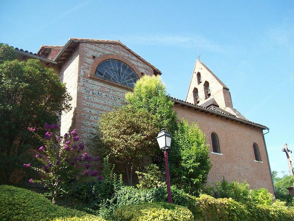 Church, Southwest, Heritage, Parking, Village