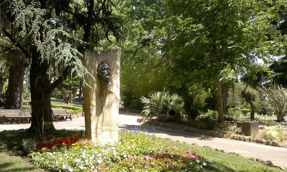 Monte Carlo, Nature, Fate, Public Garden, Parking