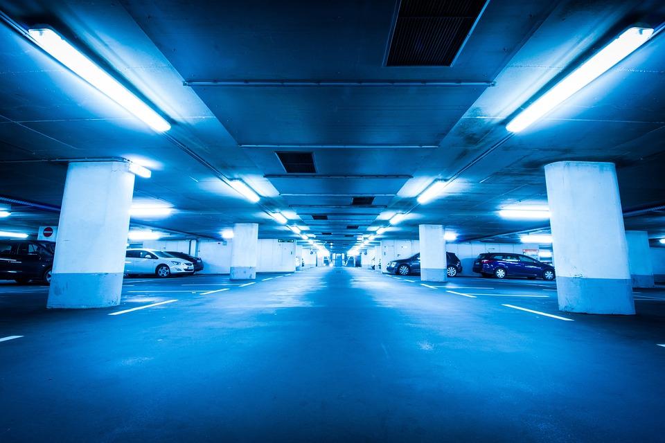 Underground Car Park, Multi Storey Car Park, Parking