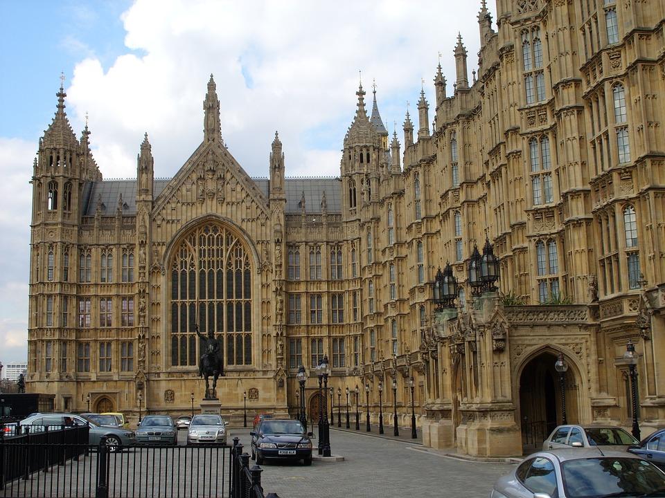 British Parliament, Parliament, London, Structure