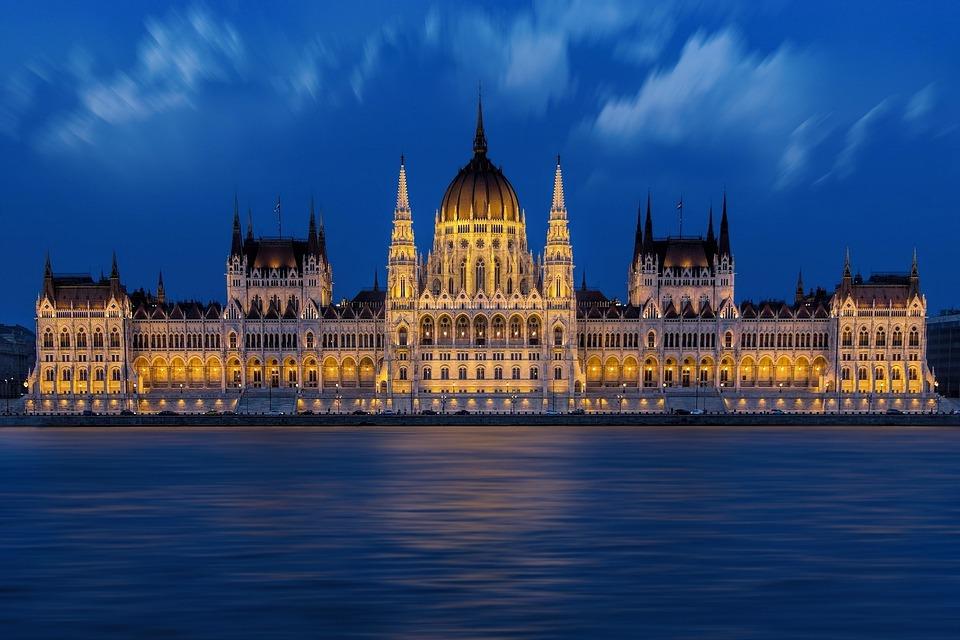Budapest, Buda, Pest, Parliament
