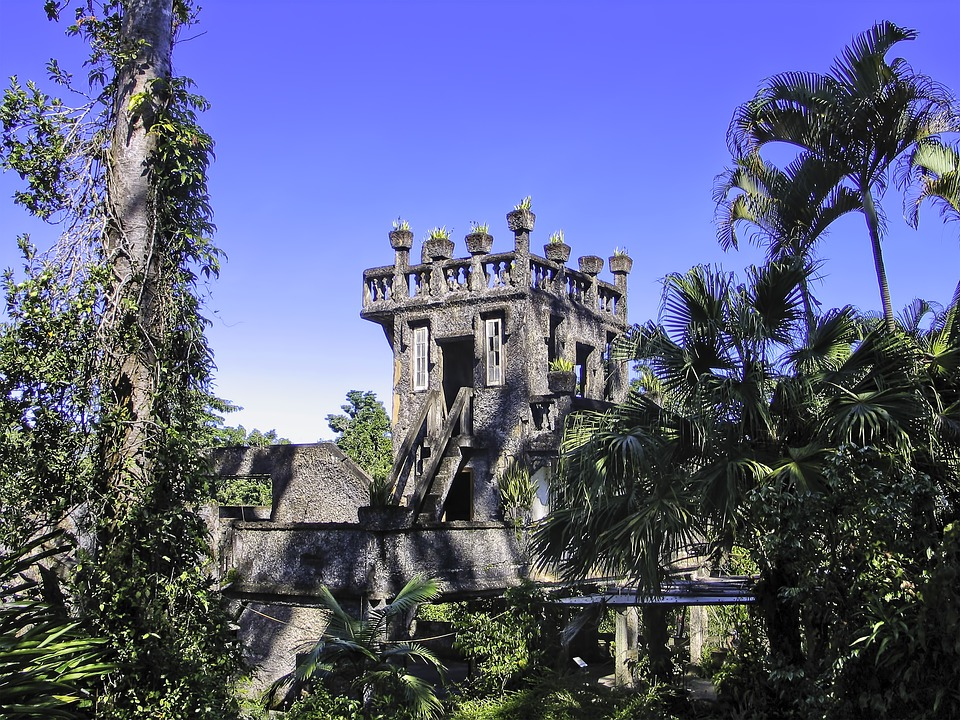 Paronella Park, Queensland, Tropical Queensland