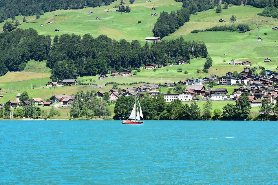 Lake, Partenkirchen Webcam Garmisch, Blue Water